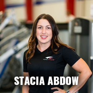Stacia Abdow: Certified Personal Trainer