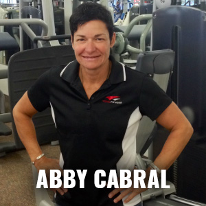 Abby Cabral: Certified Personal Trainer