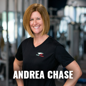 Andrea Chase: Certified Personal Trainer