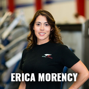Erica Morency: Certified Personal Trainer