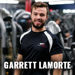 Garrett Lamorte: Certified Personal Trainer, Fitness Consultant