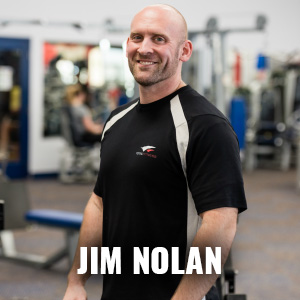 Jim Nolan: Certified Personal Trainer
