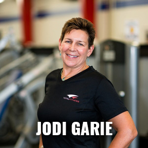 Jodi Garie: Certified Master Personal Trainer