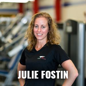 Julie Fostin: Certified Personal Trainer