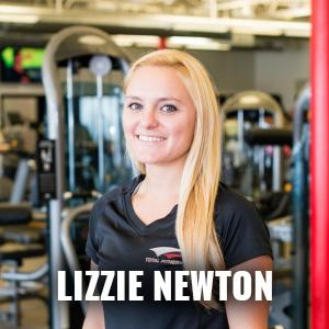 Lizzie Newton: Certified Personal Trainer