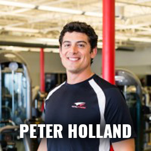 Peter Holland: Certified Personal Trainer