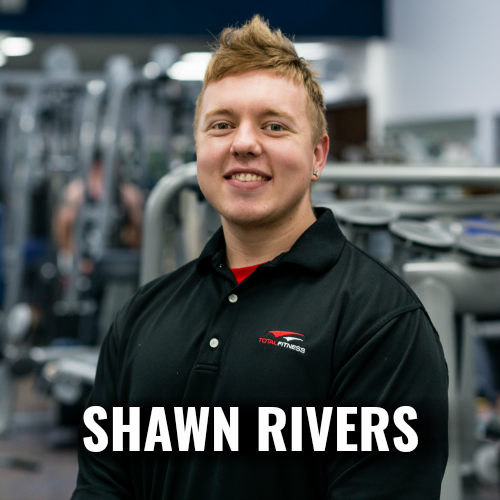 Shawn Rivers: Certified Personal Trainer