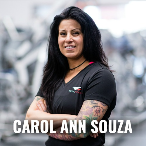 Carol Ann Souza: Certified Personal Trainer