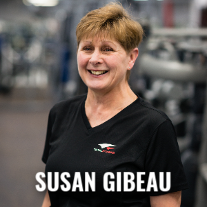 Susan Gibeau: Certified Personal Trainer