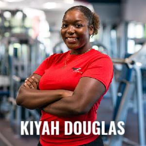 Kiyah Douglas: Certified Personal Trainer