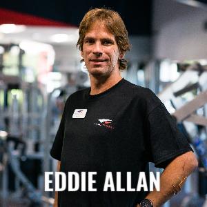 Eddie Allan: Certified Personal Trainer